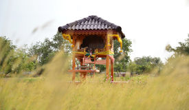 Spirit house Stock Image