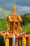 Spirit House / San Phra Phum Stock Image