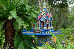 Spirit house Royalty Free Stock Images