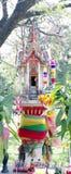 Spirit house thai style Stock Image