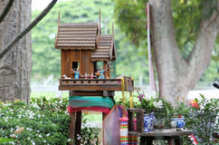 Spirit house Stock Images