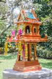 Spirit house Royalty Free Stock Image