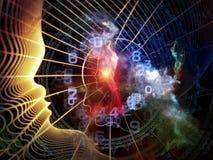 Spirit of Inner Geometry Stock Image