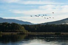 Spirit lake at Kepler track Royalty Free Stock Image