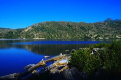 Spirit Lake Royalty Free Stock Image
