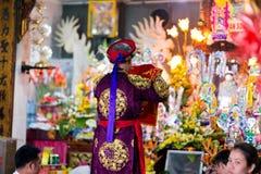 The Spirit Mediums of Viet Nam Royalty Free Stock Images