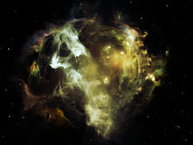 Spirit of Nebula Royalty Free Stock Photo