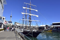 Spirit of New Zealand Stock Images
