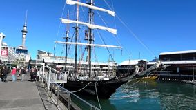 Spirit of New Zealand  in Auckland New Zealand Stock Photography