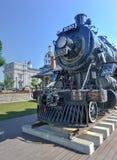 Spirit of Sir John Locomotive, Kingston, ON Royalty Free Stock Photo