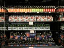 Spirit store Royalty Free Stock Image