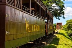 Spiriti del treno della valle Fotografia Stock