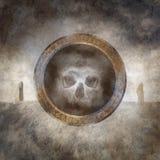 Spirito di morte Fotografie Stock