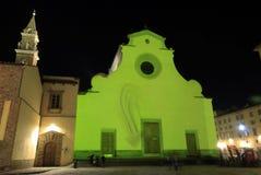 Spirito di santo della piazza, Firenze Immagine Stock Libera da Diritti