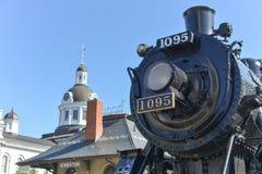 Spirito di Sir John Locomotive, Kingston, SOPRA fotografia stock