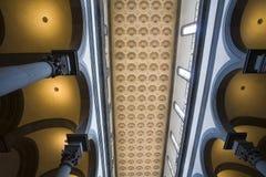 spirito santo florence di потолка базилики стоковые фотографии rf