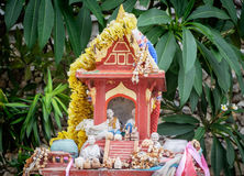 Spirits house, Thailand Stock Images