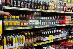 Spirits Stock Photo