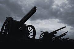 Spirits of war Stock Photos