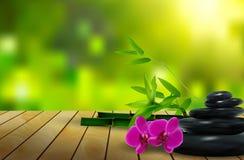 Spiritual of background Stock Photo