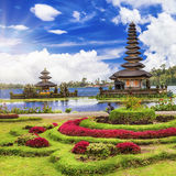 Spiritual Balinese Temple Stock Images