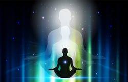 Free Spiritual Energy Healing Power, Conscience Awakening, Meditation, Expansion Royalty Free Stock Photography - 160339377