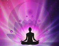 Free Spiritual Energy Power, Lotus, Yin Yang Symbol, Balance , Universe Stock Images - 161155394