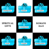 Spiritual Gifts Stock Photo