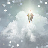 Spiritual Light Royalty Free Stock Photo