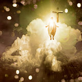 Spiritual Light Royalty Free Stock Photos