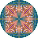 Spiritual Pattern Royalty Free Stock Photo