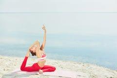Spiritual practice Stock Photography