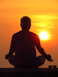 Spiritual Summer Retreat stock image