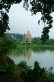 Spiritual travel, Mekong Delta, Nui Cam nature reserve Royalty Free Stock Photos
