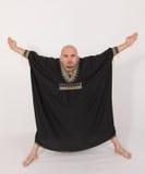 Spiritualist master hypnotist Stock Images