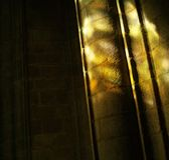 Spirituality. Detail of a church wall Royalty Free Stock Photo