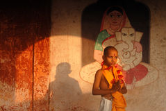 Spirituality in India Stock Photos