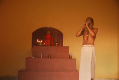 Spirituality in India Stock Image
