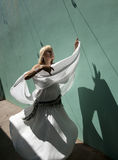 Spiritus-Frau Lizenzfreies Stockfoto