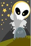 Spiritus vom Tod Stockfoto
