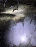 Spiritus-Zeit Stockbild