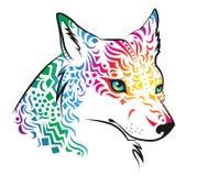 Spiritwolf Стоковое Изображение
