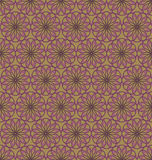 Spirograph pattern Royalty Free Stock Photo