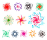 Spirograph Royalty Free Stock Image