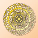 Spirograph Royalty Free Stock Images