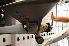 Spirt of Saint Louis airplane Royalty Free Stock Image
