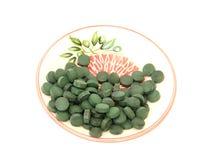 Free Spirulina Stock Image - 52706301