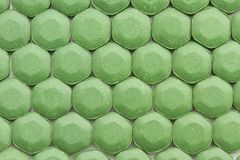 Spirulina Tablets. Can be used as background stock photo