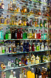 Miniatur butelki Obraz Stock