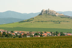 Spis Castle Stock Image